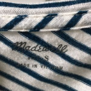 Madewell Tops - Madewell whisper cotton long-sleeve crewneck tee